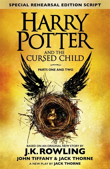 "Купить книгу ""Harry Potter and the Cursed Child, Parts 1 & 2, Special Rehearsal Edition Script"""