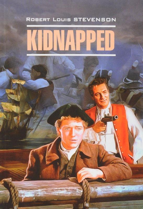 "Купить книгу ""Kidnapped"""