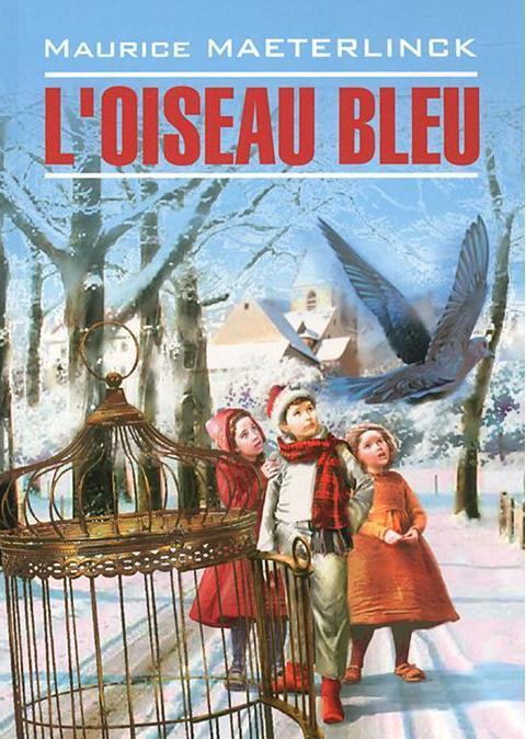 """Купить книгу """"L'oiseau bleu"""""""