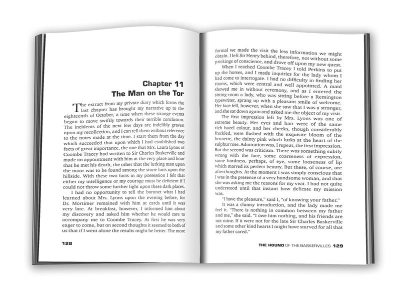 "Купить книгу ""The Hound of the Baskervilles"""