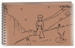 Le Petit Prince / Маленький принц. Альбом для зарисовок