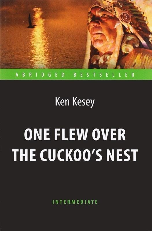 """Купить книгу """"One Flew over the Cuckoo's Nest"""""""