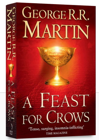 "Купить книгу ""A Feast for Crows"""