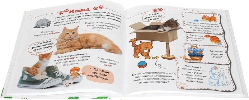 """Купить книгу """"Домашние животные"""""""