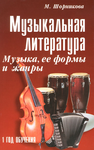 Музыкальная литература. Музыка,ее формы и жанры
