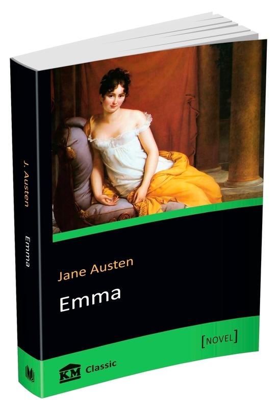 """Купить книгу """"Emma"""""""