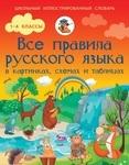Русский язык. Все правила в схемах,таблицах и картинках. 1-4 классы