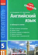 Английский язык в таблицах и схемах. 5-11 классы - купить и читать книгу