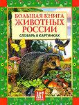 Большая книга животных России. Словарь в картинках