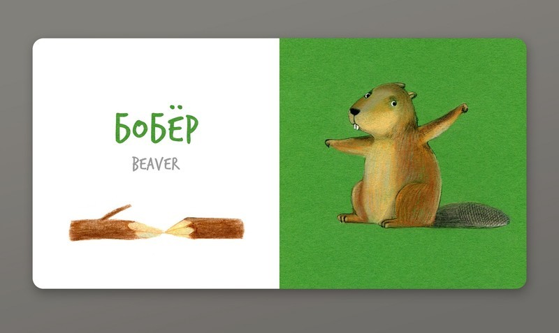 """Купить книгу """"Лесные животные"""""""