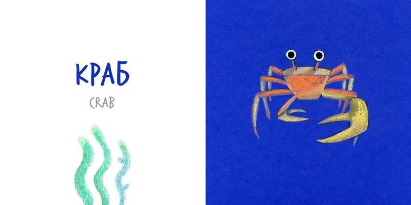 """Купить книгу """"Морские животные"""""""