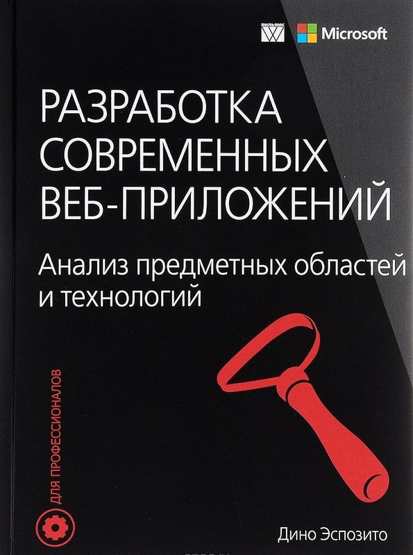 """Купить книгу """"Разработка современных веб-приложений. Анализ предметных областей и технологий"""""""