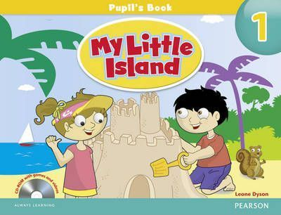 "Купить книгу ""My Little Island. Level 1. Student's Book and CD ROM Pack"""