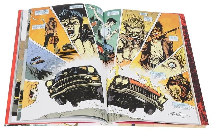 """Купить книгу """"Американский вампир. Книга 4"""""""