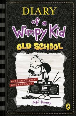 "Купить книгу ""Diary of a Wimpy Kid: Old School. Book 10"""