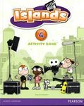 Islands Level 4. Activity Book plus pin code
