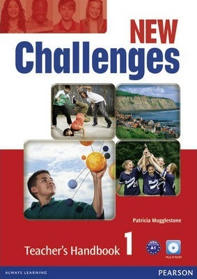 "Купить книгу ""New Challenges 1: Teacher's Handbook + CD-ROM"""