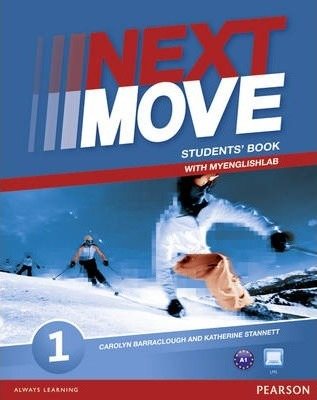 "Купить книгу ""Next Move: Level 1: Student's Book with MyEnglishLab"""
