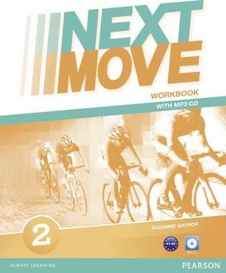 "Купить книгу ""Next Move 2: Workbook + MP3"""