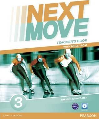 """Купить книгу """"Next Move: Level 3: Teacher's Book + CD-ROM"""""""