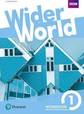 "Купить книгу ""Wider World 1: Workbook with Homework Pack"""