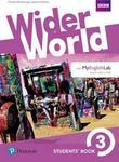 Wider World 3 Students' Book with MyEnglishLab Pack - купити і читати книгу