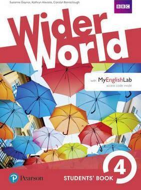"Купить книгу ""Wider World 4: Students' Book with MyEnglishLab Pack"""