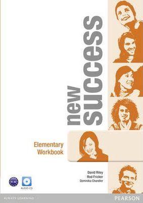 "Купить книгу ""New Success Elementary Workbook & Audio CD Pack"""