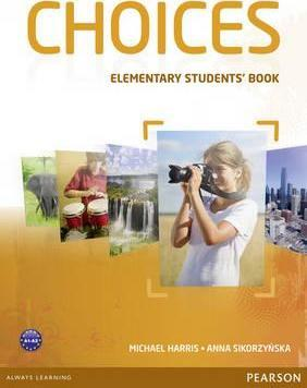 "Купить книгу ""Choices Elementary Students' Book & MyLab PIN Code Pack"""