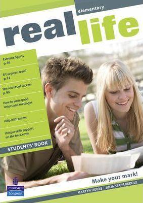 "Купить книгу ""Real Life Elementary: Student's Book"""