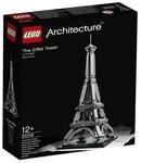 Конструктор LEGO Эйфелевая башня (21019)