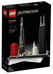 Конструктор LEGO Чикаго (21033)