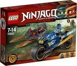 Конструктор LEGO Пустынная молния (70622)