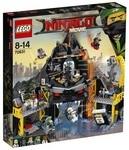 Конструктор LEGO Логово Гармадона в жерле вулкана (70631)