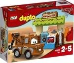 Конструктор LEGO Гараж Мэтра (10856)