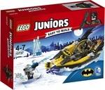Конструктор LEGO Бэтмен против Мистера Фриза (10737)