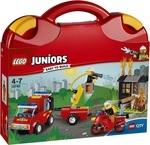 Конструктор LEGO Чемоданчик Пожарная команда (10740)