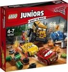 Конструктор LEGO Гонка Сумасшедшая восьмерка (10744)
