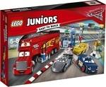 Конструктор LEGO Финальная гонка Флорида 500 (10745)