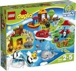 Конструктор LEGO Вокруг света (10805)