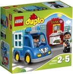 Конструктор LEGO Полицейский патруль (10809)