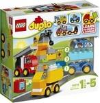 Конструктор LEGO Мои первые машинки (10816)