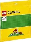 Конструктор LEGO Строительная пластина (32х32 выступа, цвет зеленый) (10700)