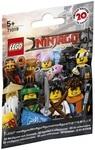 Конструктор LEGO Минифигурки Лего Ниндзяго (71019)