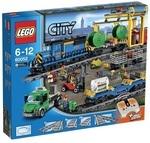 Конструктор LEGO Грузовой поезд (60052)