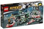 Конструктор LEGO MERCEDES AMG PETRONAS Formula One™ Team (75883)