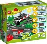 Конструктор LEGO Дополнительные элементы для поезда (10506)