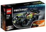 Конструктор LEGO БУМ! Зеленый гоночный автомобиль (42072)