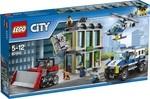Конструктор LEGO Ограбление на бульдозере (60140)