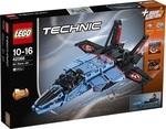 Конструктор LEGO Сверхзвуковой истребитель (42066)